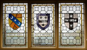 Undershaw Stained Glass Windows Restoration - September 2016