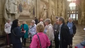Visit to The Palace of Westminster and The Supreme Court - 29th September 2017