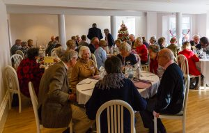 2017 Christmas Lunch - Waverley Abbey House