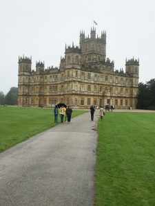 Visit to Highclere Castle and Sandham Memorial Chapel
