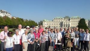 Photos of Tour to Vienna 13 -18 September 2018