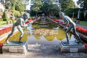 Visit to Russell-Cotes Museum and Art Gallery, Bournemouth and Compton Acres Gardens, Poole, Wednesday 15 July 2020