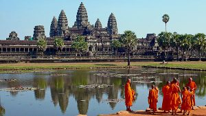 The Art of Cambodia and Vietnam - Wednesday 14th October 2015