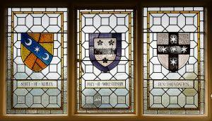 Undershaw Stained Glass Windows Restoration - September 2016