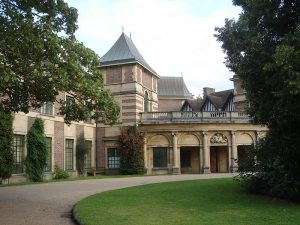 Eltham Palace - Monday 2nd April 2012