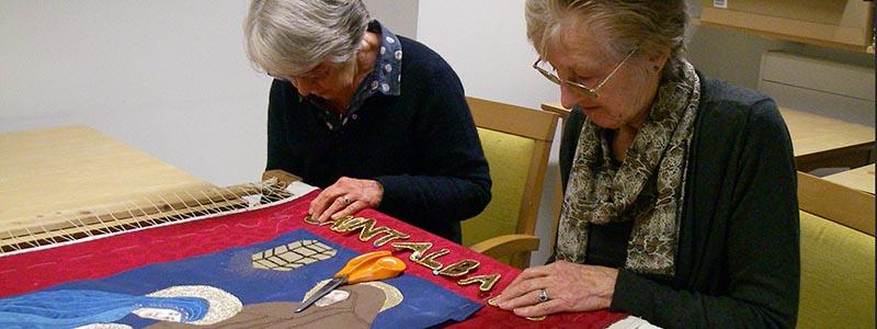 Heritage Volunteers