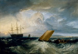 Turner and the Sea - Wednesday 29th January 2014