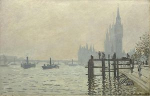 Impressionists in London - Thursday 4th October 2018