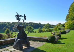 Roche Court Sculpture Park and Wilton House - Tuesday 12th June 2018