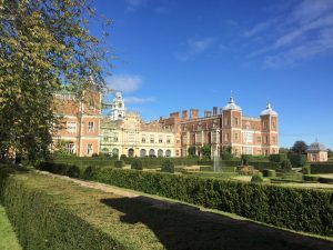 Photos of visit to Hatfield House - Wed 26 Sept 2018