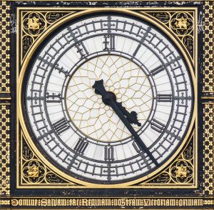Lecture: A Tour of Big Ben - Thursday 10th January 2019 (Note: 2nd Thursday of Month)