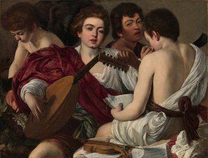 Caravaggio - Murderer or Genius - Thursday 5th September 2019
