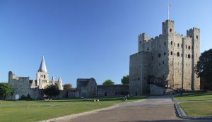 Visit to Historic Rochester, including the Cathedral and the Restoration House - Thursday 19th September
