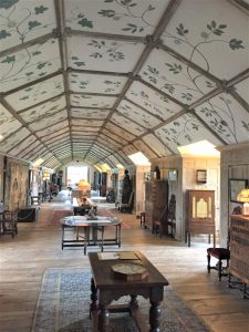 Photos of visit to Parham House and the '2nd Sistine Chapel' - 12 June 2019