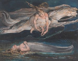 William Blake Exhibition at Tate Britain – Tuesday 14 January 2020