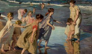 Joaquin Sorolla: Painter of Light - Online Lecture on Thursday 5th November at 2.00 p.m.