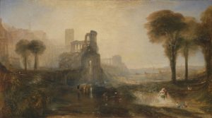 """Turner v Constable: The Great British Paint-Off"" - Thursday 9th January 2020"