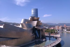 The Guggenheim Museum, Bilbao and the Architecture of Frank Gehry - Thursday  11th JUNE 2020 at 2.00 p.m.
