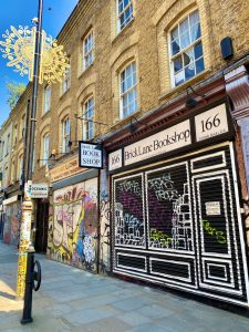 Virtual London Walking Tour - Part 2 - From Bangladesh to Banksy - The story of London's new East End - 11am 19 January 2021