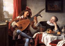 'The Queen of Instruments: The Lute Within The Old Masters' - Online Lecture