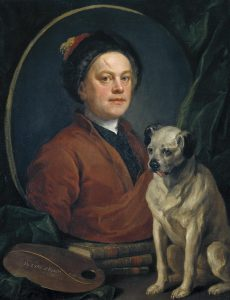 William Hogarth - 1697-1764 - Thursday 4th February 2021