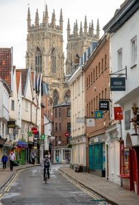 Virtual Tour - Time Travel in York - Wednesday 24 February at 11.00 am